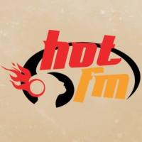Logo de la radio Hot FM