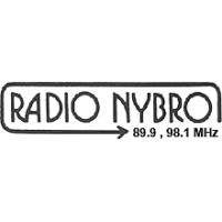 Logo of radio station Radio Nybro