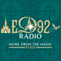 Logo of radio station ED92 Radio