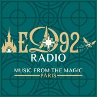 Logo de la radio ED92 Radio