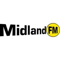 Logo of radio station Midland FM