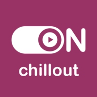 "Logo of radio station ""ON Chillout"""