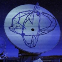 Logo of radio station Echoes of Bluemars - BLUEMARS