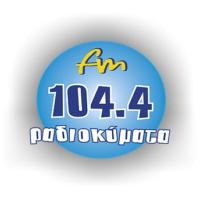 Logo of radio station Ραδιοκύματα 104.4