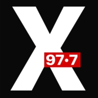 Logo of radio station X977