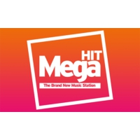 Logo of radio station MegaHit