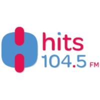 Logo of radio station XHCHA Hits Fm 104.5