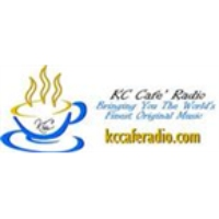 Logo of radio station KC Cafe Radio