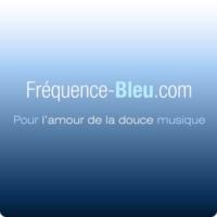 Logo of radio station Fréquence-Bleu radio