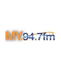 Logo of radio station KVLL-FM My 94.7