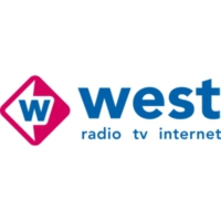 Logo of radio station Omroep West
