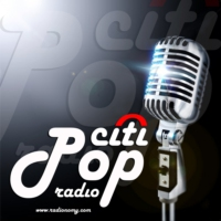 Logo of radio station City Pop Radio