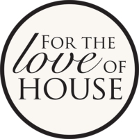 Logo of radio station For the love of house