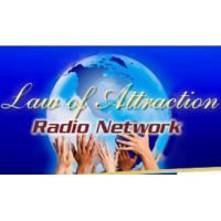 Logo de la radio Law of Attraction Radio Network