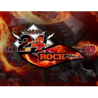Logo of radio station Radio 24 - Rock
