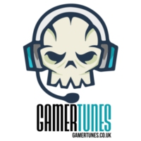 Logo de la radio GamerTunes - gamertunes.co.uk