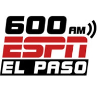 Logo of radio station KROD 600 AM
