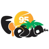 Logo of radio station Fiesta 95 FM