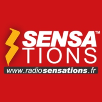 Logo of radio station Sensations FM