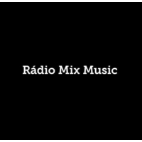 Logo of radio station Rádio Mix Music