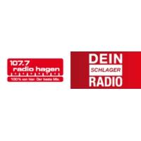 Logo of radio station 107.7 Radio Hagen - Dein Schlager Radio