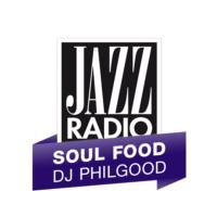 Logo de la radio Jazz Radio Soul Food DJ Phillgood