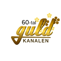 Logo of radio station Guldkanalen 60-tal