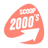 Logo of radio station Radio SCOOP 100% Années 2000