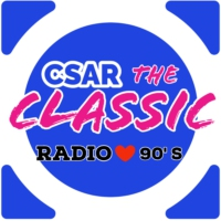 Logo of radio station CESAR The Classic