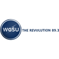 Logo de la radio WGSU The Revolution 89.3