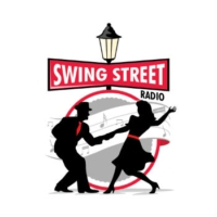 Logo of radio station Swing Street Radio
