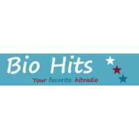Logo of radio station Bio Hits
