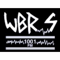 Logo de la radio WBRS Brandeis Univ. 100.1 FM