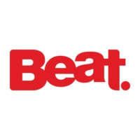Logo of radio station Beat 102 103