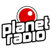 Logo of radio station Planet Radio