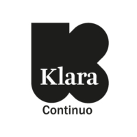 Logo of radio station Klara Continuo