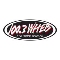 Logo de la radio 100.3 WHEB