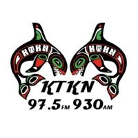 Logo of radio station KTKN AM 930