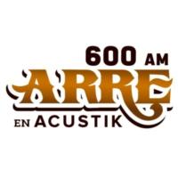 Logo of radio station XEMN Acustik Radio 600 AM