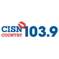 Logo of radio station 103.9 CISN Country