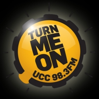 Logo of radio station UCC 98.3