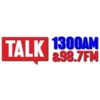 Logo of radio station WGDJ Talk 1300