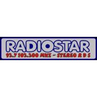 Logo of radio station Radiostar 92.5