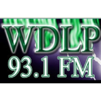 Logo of radio station WDLP Montcalm Public Radio 93.1