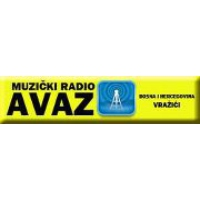 Logo of radio station Radio Avaz