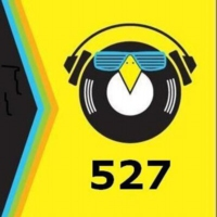 Logo of radio station Omroep 527