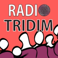 Logo of radio station Radio Tridim
