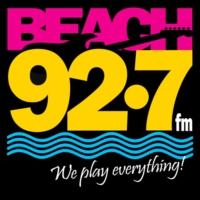 Logo of radio station WHBQ Beach 92.7