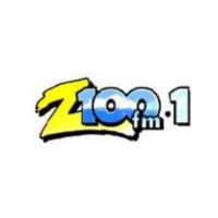 Logo of radio station KZRO Z100 FM