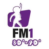 Logo de la radio FM1 80's & 90's